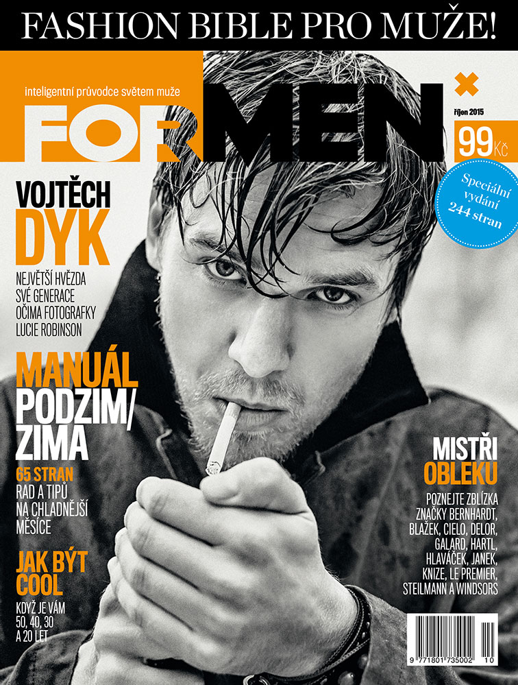 Obálka Fashion bible ForMen