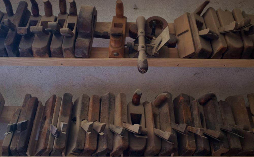 Sbírka hoblíků